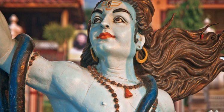 Tempeltanz, uralte indische Kunst